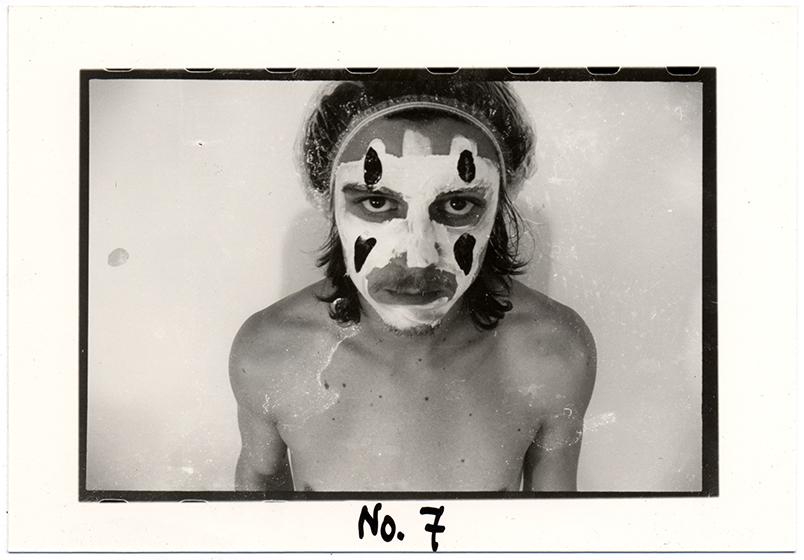 Tobias Asser Fotografie – Me as a tribe No. 7 uit de serie badmuts